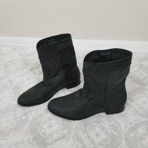 🆕️Frye ▪Leather Cara Roper Mid Calf Boots